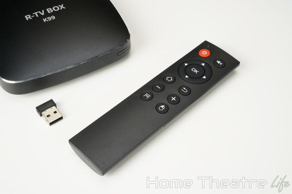 R-TV Box K99 Remote