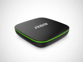 Sunvell R69 Android TV Box