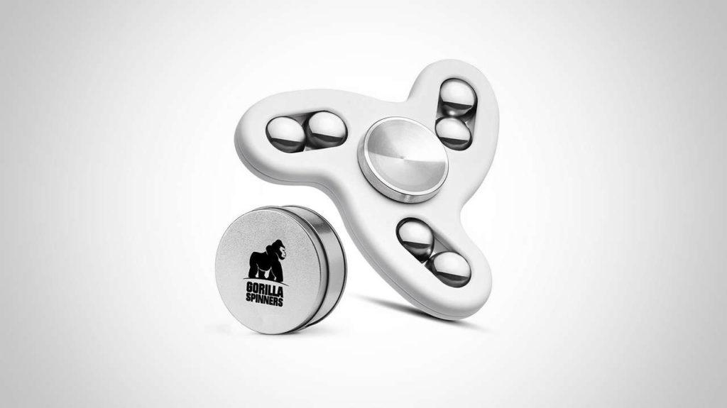 Best Fidget Spinner: Gorilla Spinners Fidget Spinner