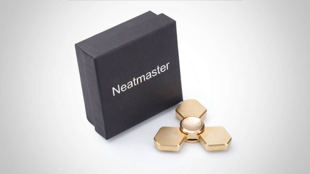 Best Fidget Spinner: Neatmaster Fidget Spinner