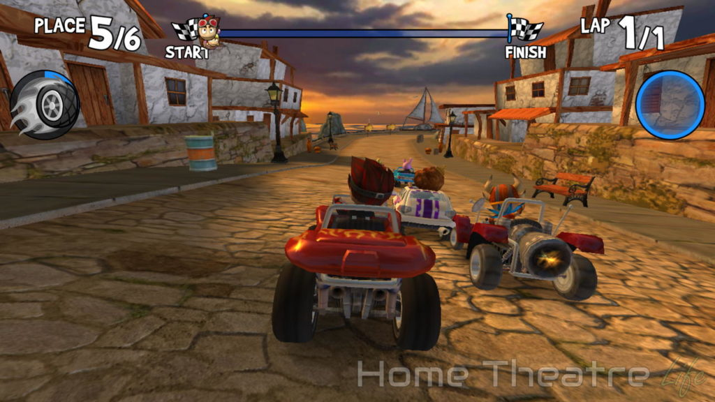 Beelink SEA I Review Beach Buggy Racing