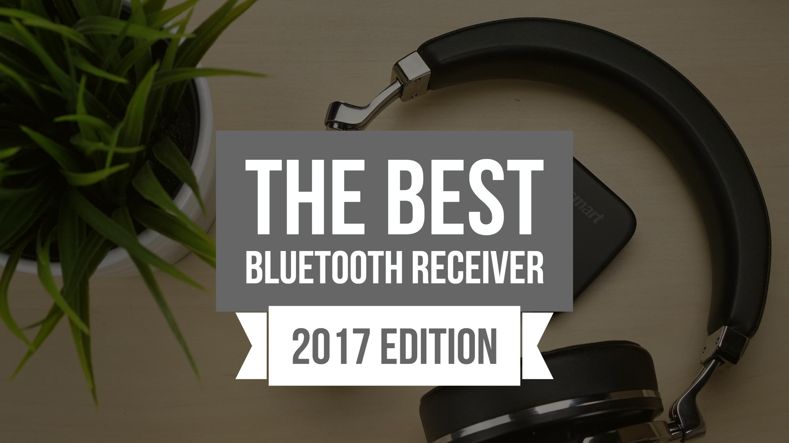 Best Bluetooth Receiver Featured Image