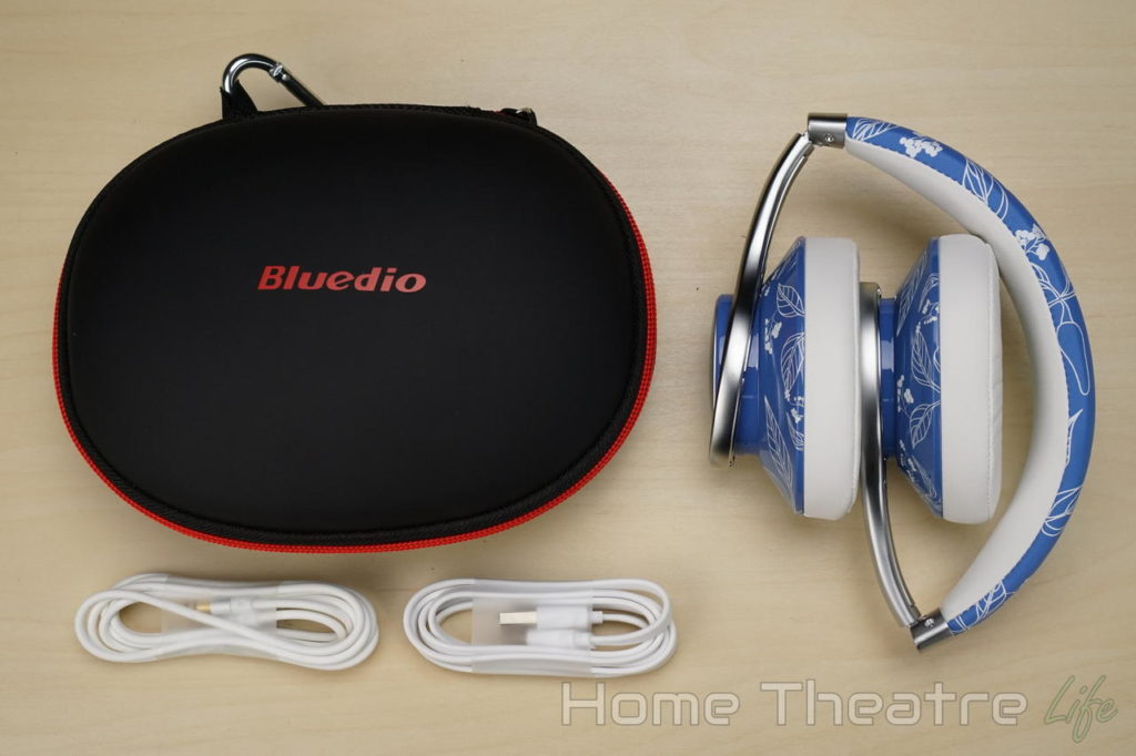 Bluedio A2 Air Review Inside The Box