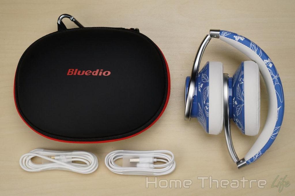 Bluedio A2 Air Review Inside The Box