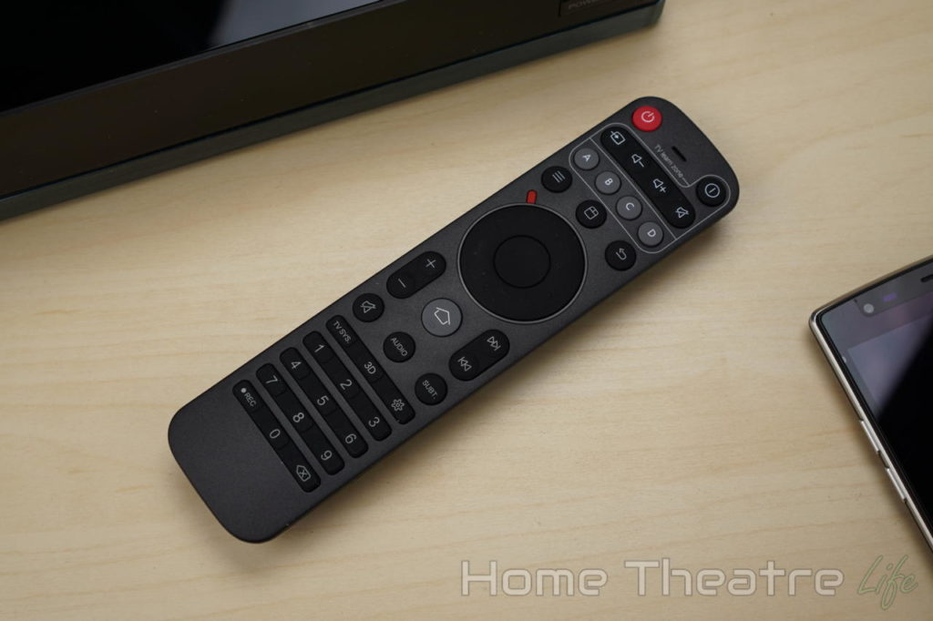 MeLE V9 Review Remote