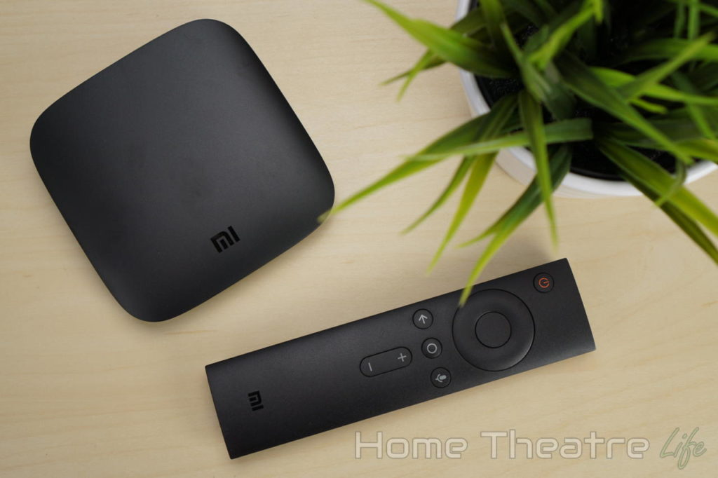 What is an Android Box: Xiaomi Mi Box running Android TV