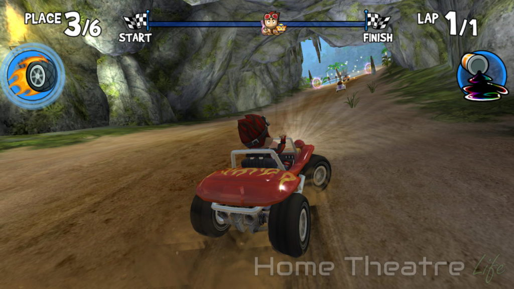 What is an Android TV: Beach Buggy Racing