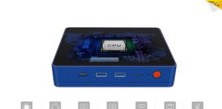 Beelink S1 Windows Mini PC Intel N3450 N01