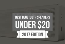 Best Bluetooth Speakers Under $20