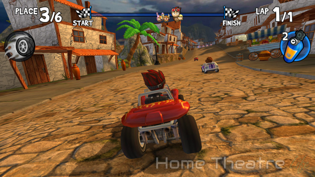 PROBOX2 Air Plus Review: Beach Buggy Racing