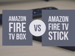 Amazon Fire TV Box vs Fire Stick Featured