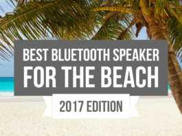 Best Bluetooth Speakers for the Beach 2017 Featured