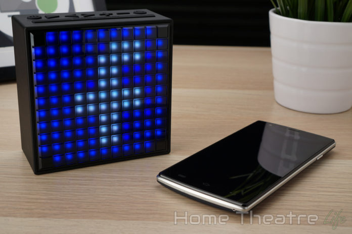 Divoom Timebox Review: Divoom Timebox Image 01