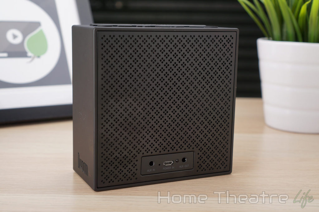 Divoom Timebox Review: Speaker Grill