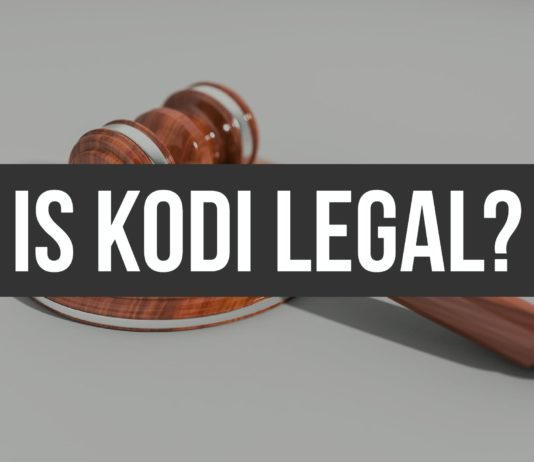 Is Kodi Legal Featured