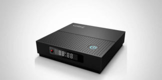 Vorke Z6 Android TV Box with Amlogic S912