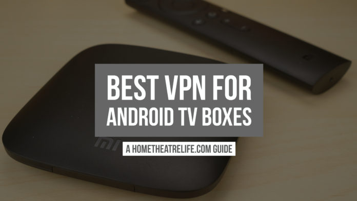 Best VPN for Android TV Boxes Featured Image