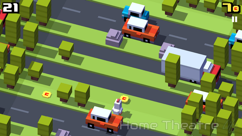 Khadas VIM2 Review Android Crossy Road 01