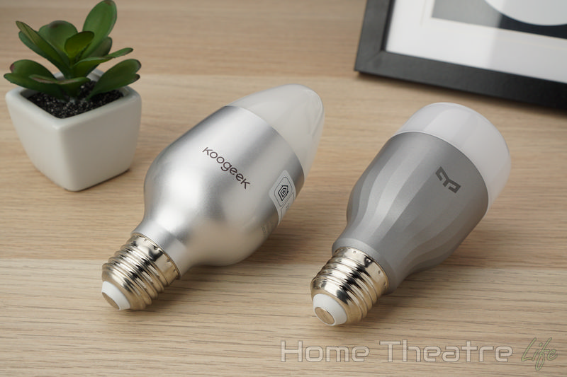 Koogeek Smart Bulb Review Koogeek Smart Bulb vs Yeelight
