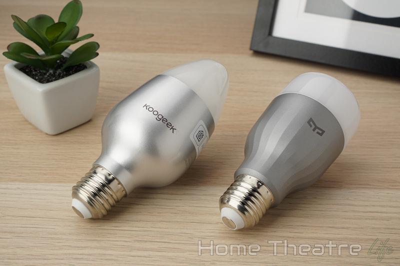 Koogeek Smart Bulb Review Koogeek Smart Bulb vs Yeelight