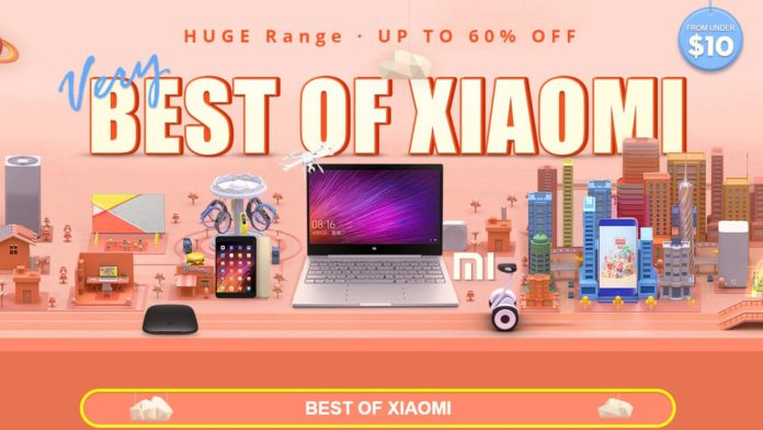 Very Best of Xiaomi GearBest Sale