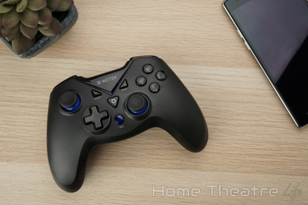 WeTek Gamepad Review 02