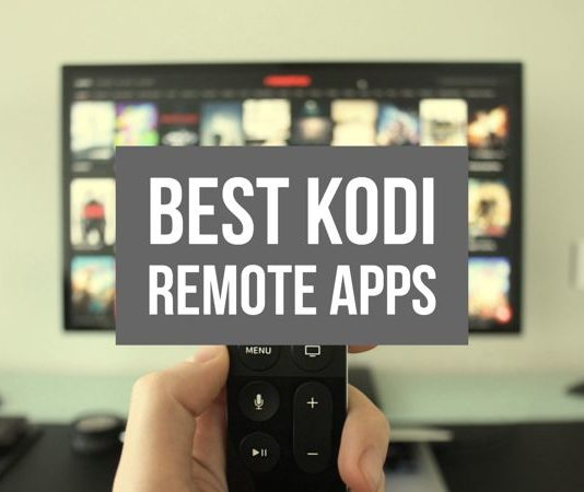 Best Kodi Remote Apps Featured Image