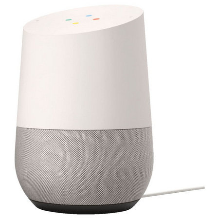 Holiday Gift Guide 2017: Google Home Speaker