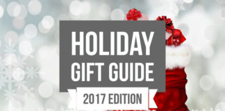 Home Theatre Life Holiday Gift Guide 2017