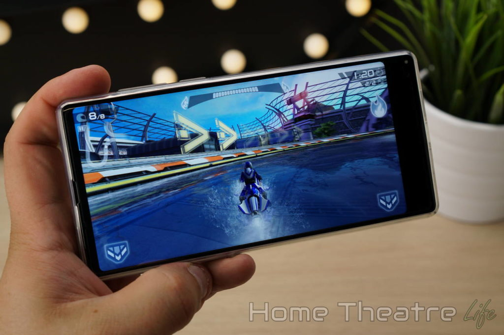 Oukitel Mix 2 Review Gaming