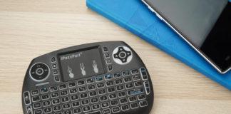 iPazzPort Mini Wireless Keyboard Review Featured