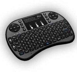 Best Bluetooth Keyboard for Fire TV: Rii i8+ Mini