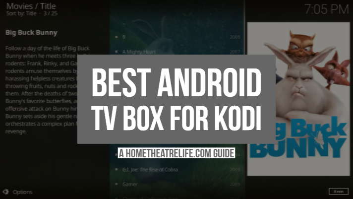 Best Android TV Box for Kodi 2018: 5 TV Boxes To Consider