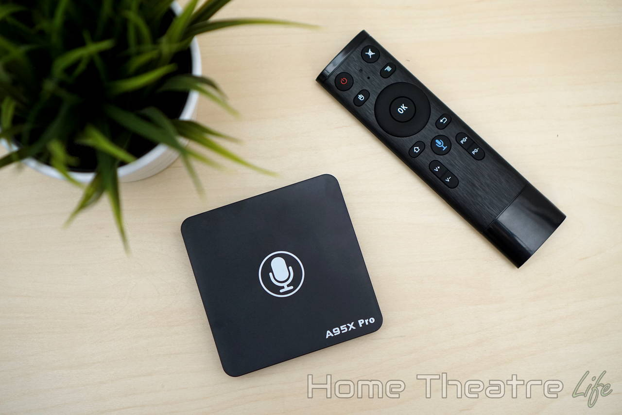 Nexbox A95X Pro Review: Android TV Box and HD Netflix for under $40