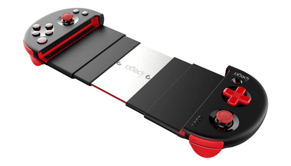 iPega PG-9087 Bluetooth Gamepad Smartphone Grip