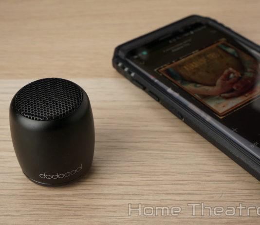 Dodocool DA84 Mini Bluetooth Speaker Review Featured Image