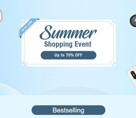 GeekBuying Summer Sale June 2018