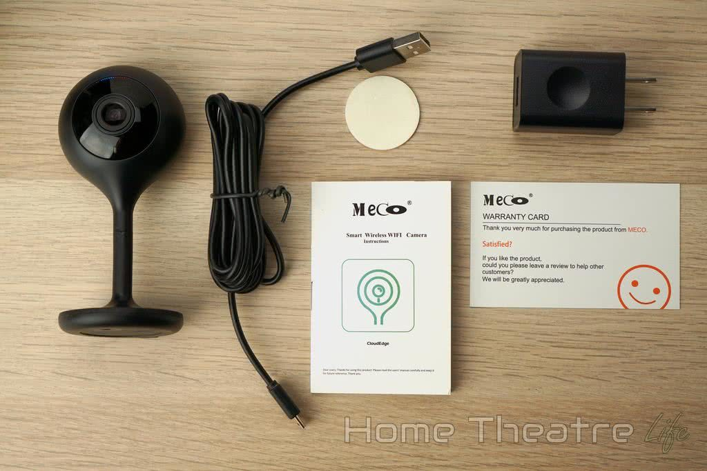 MECO WiFi IP Camera Review: Is This 1080p Security Camera