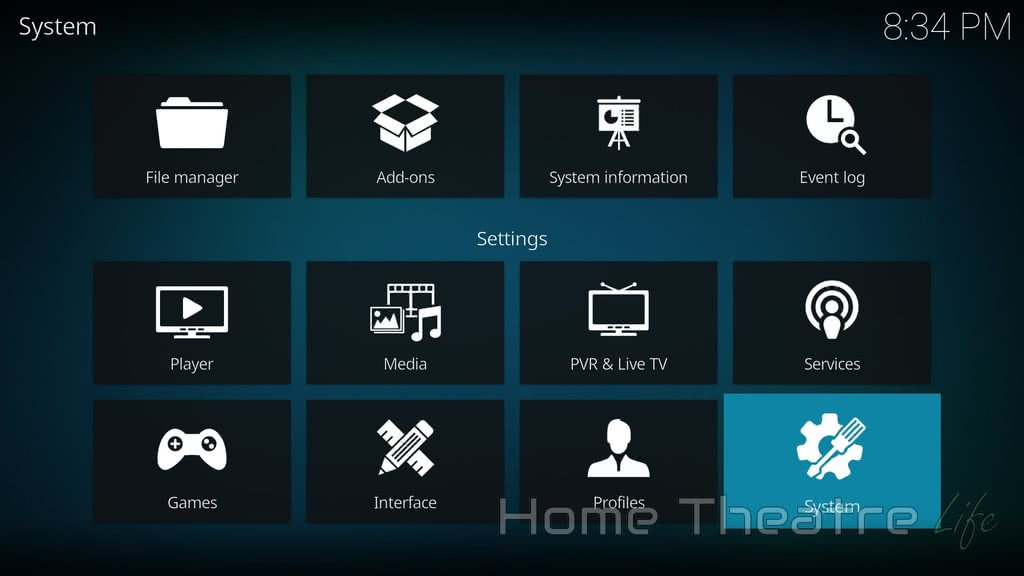 Enable Unknown Sources Kodi 02